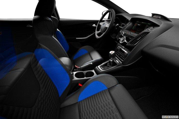 Đánh giá ghế xe Ford Focus ST 2014