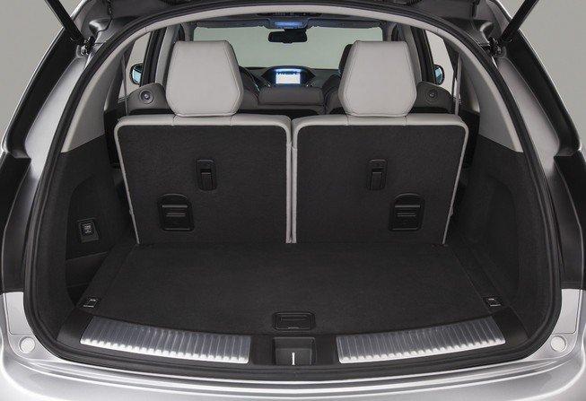 Đánh giá tiện nghi xe Acura MDX 2015