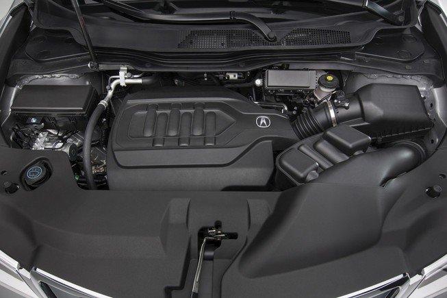 Đánh giá động cơ xe Acura MDX 2015