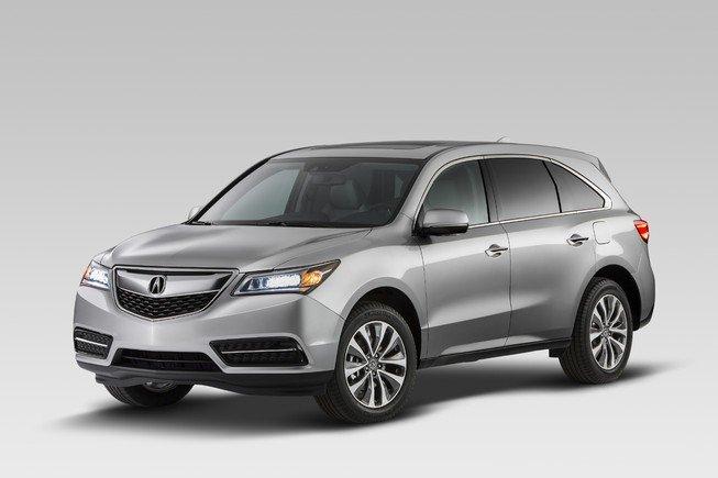 Đánh giá mức tiêu hao nhiên liệu xe Acura MDX 2015