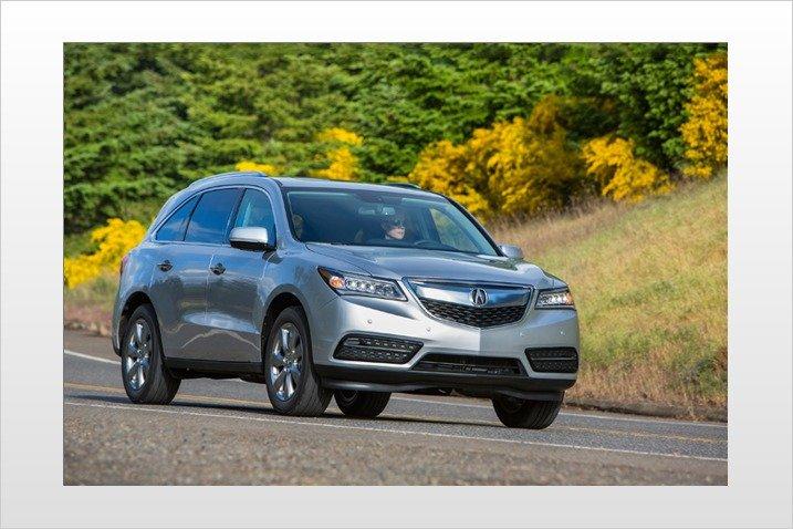 Đánh giá xe Acura MDX 2015