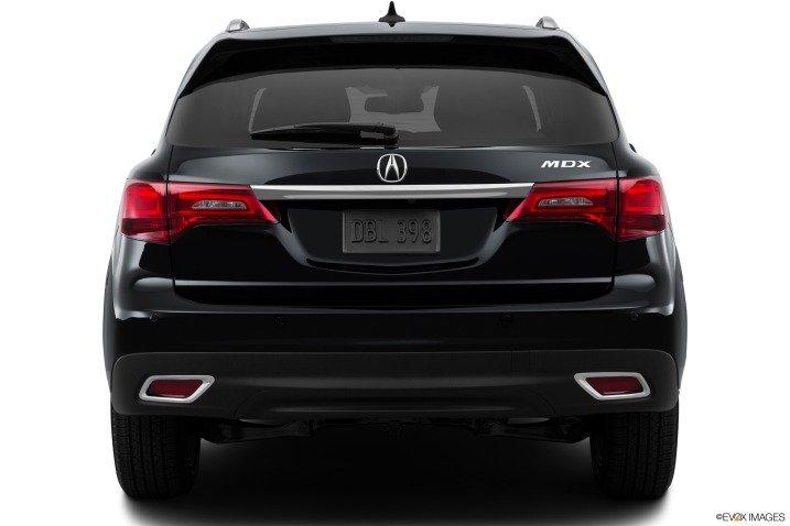 Đánh giá đuôi xe Acura MDX 2015