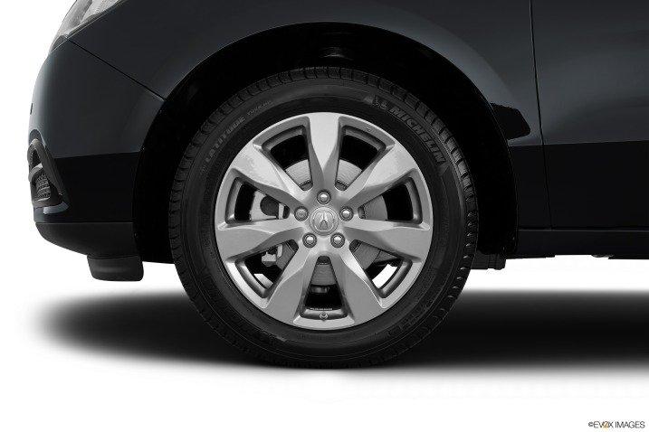 Đánh giá thân xe Acura MDX 2015