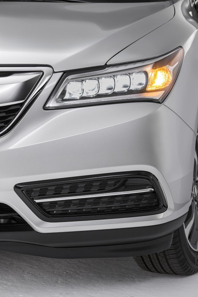 Đánh giá đầu xe Acura MDX 2015