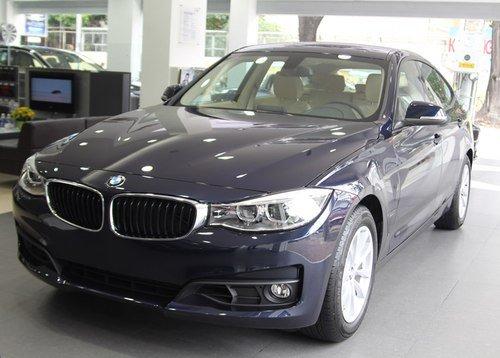 Đánh giá BMW 320i GT