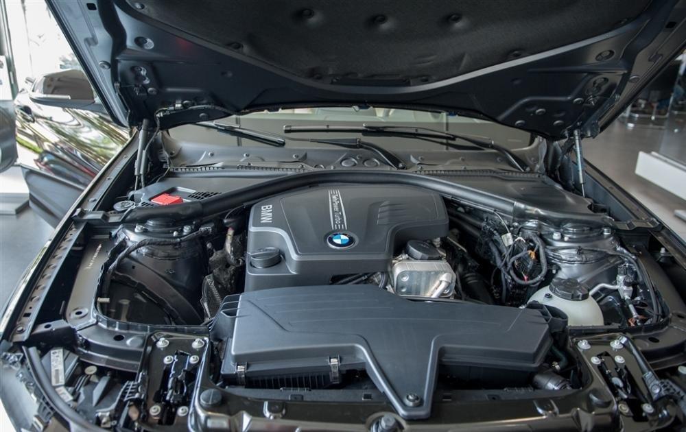 Đánh giá động cơ BMW 320i GT