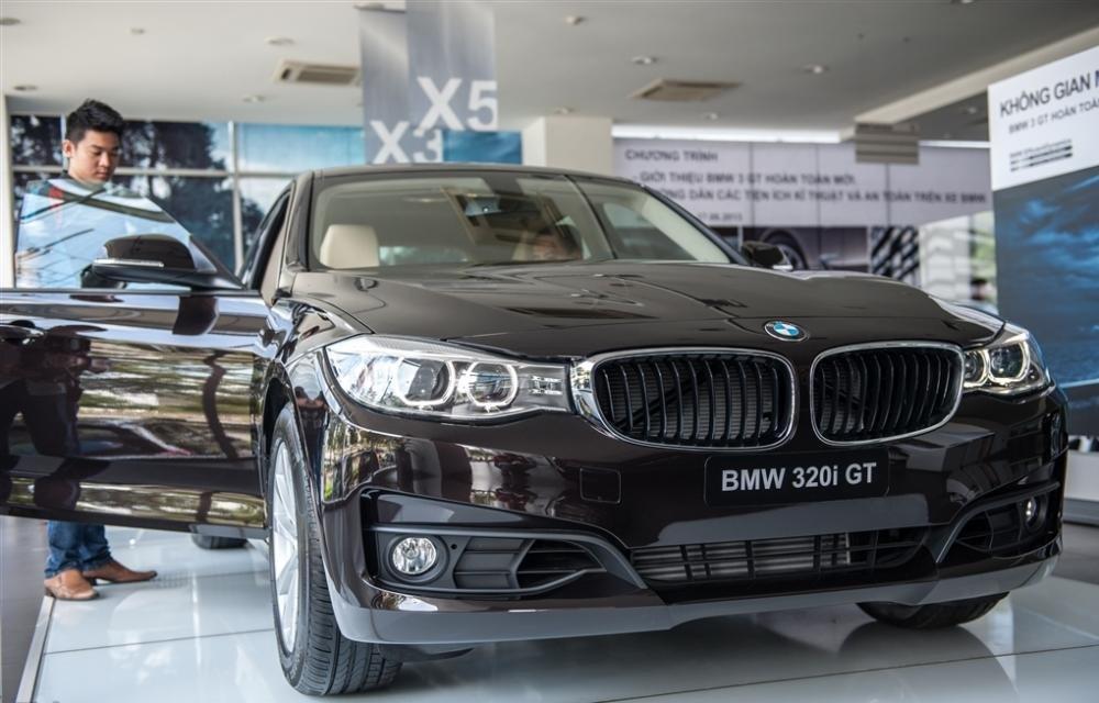 Đánh giá xe BMW 320i GT