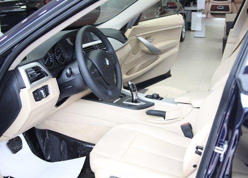 Đánh giá ghế ngồi BMW 320i GT