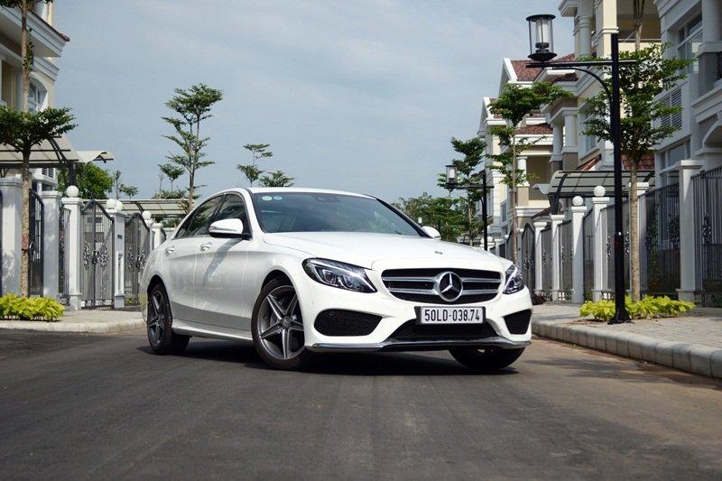 Mercedes-Benz C250 AMG là sự lựa chọn hợp lý cho các doanh nhân trẻ thành đạt.