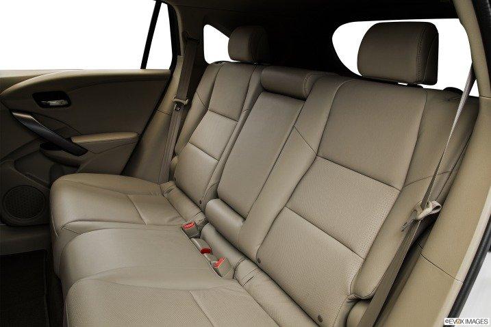 Đánh giá ghế ngồi Acura RDX 2015