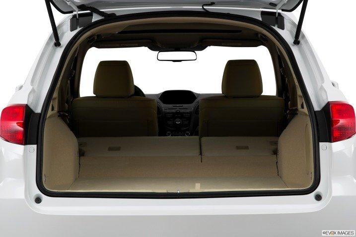 Đánh giá khoang hành lý Acura RDX 2015