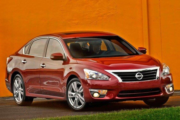 Đánh giá mức tiêu thụ nhiên liệu của Nissan Altima 2014