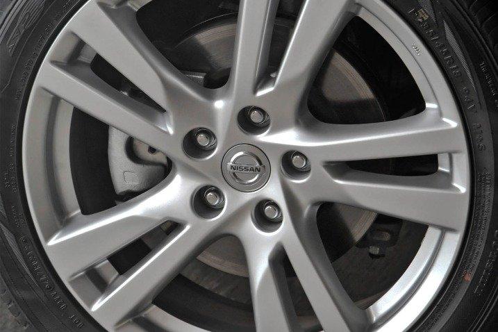 Đánh giá thân xe Nissan Altima 2014