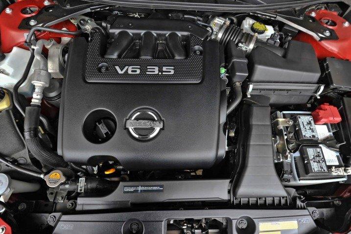 Đánh giá động cơ Nissan Altima 2014