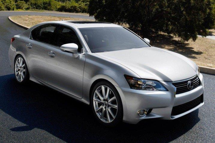 Đánh giá xe Lexus GS 350 2014