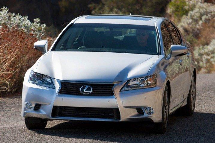 Đánh giá mức tiết kiệm nhiên liệu của xe Lexus GS 350 2014