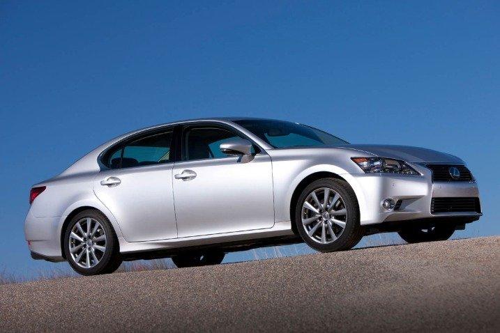 Đánh giá cảm giác lái của xe Lexus GS 350 2014