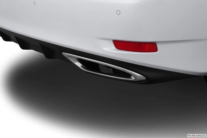 Đánh giá đuôi xe Lexus GS 350 2014