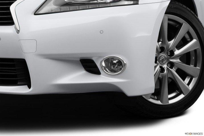 Đánh giá đầu xe xe Lexus GS 350 2014