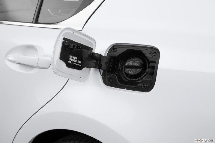 Đánh giá thân xe Lexus GS 350 2014