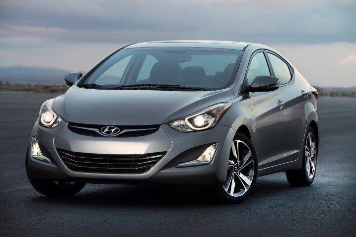 Đánh giá cảm giác lái xe Hyundai Elantra 2014