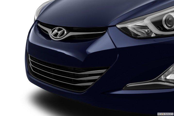 Đánh giá đầu xe Hyundai Elantra 2014