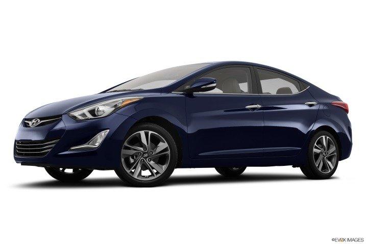 Đánh giá thân xe Hyundai Elantra 2014