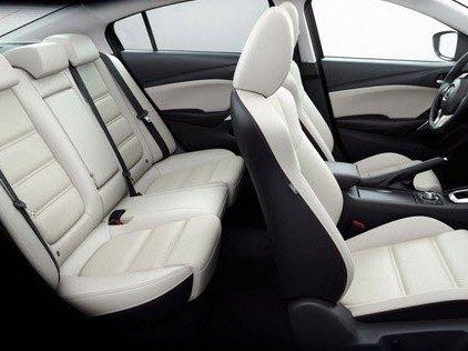 Ghế ngồi của Mazda6.
