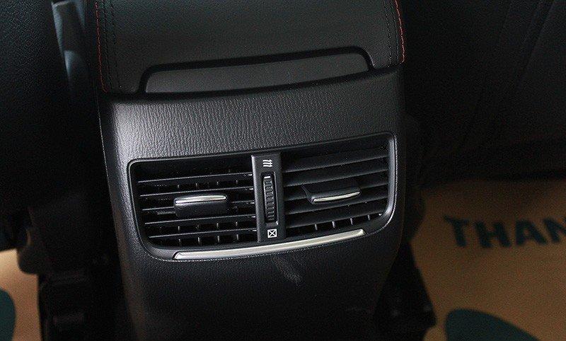 Hệ thống điều hòa của Mazda6.