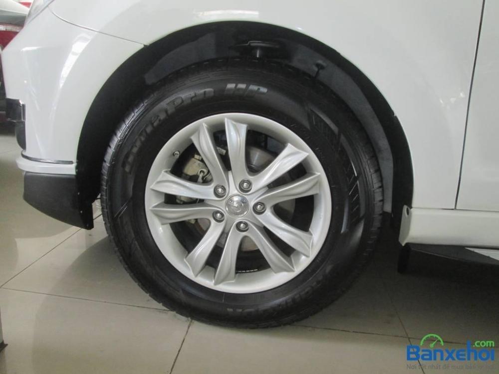 Xe Haima 2 S7 sản xuất 2012, màu trắng, nhập khẩu nguyên chiếc đã đi 23000 km, giá tốt cần bán -3