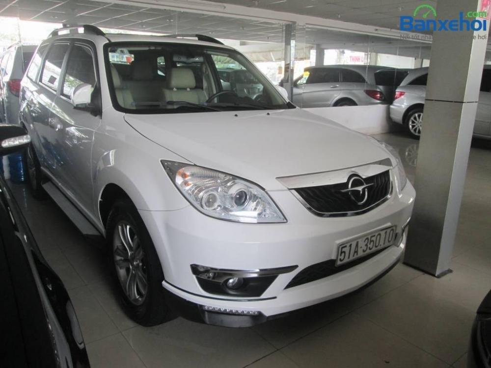 Xe Haima 2 S7 sản xuất 2012, màu trắng, nhập khẩu nguyên chiếc đã đi 23000 km, giá tốt cần bán -0