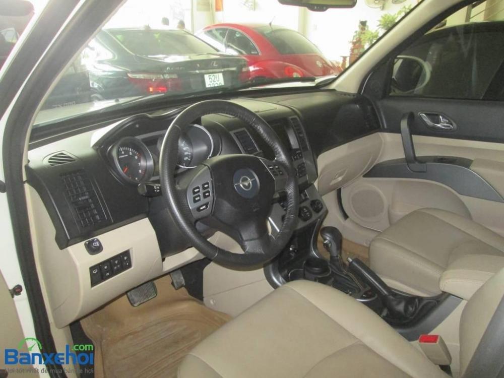 Xe Haima 2 S7 sản xuất 2012, màu trắng, nhập khẩu nguyên chiếc đã đi 23000 km, giá tốt cần bán -4