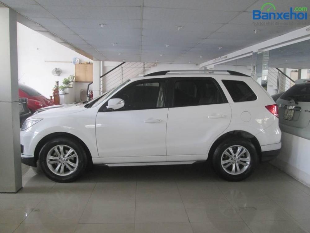 Xe Haima 2 S7 sản xuất 2012, màu trắng, nhập khẩu nguyên chiếc đã đi 23000 km, giá tốt cần bán -2