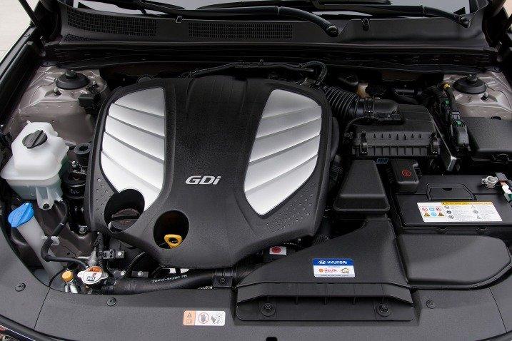 Đánh giá động cơ xe Hyundai Azera 2014