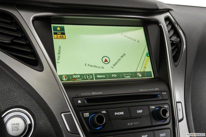 Đánh giá tiện nghi xe Hyundai Azera 2014