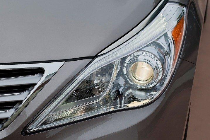 Đánh giá đầu xe Hyundai Azera 2014