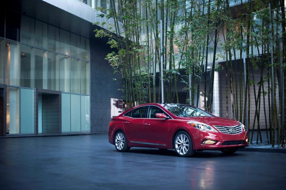 Đánh giá cảm giác lái xe Hyundai Azera 2014