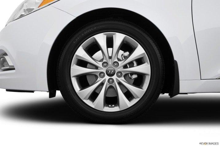 Đánh giá thân xe Hyundai Azera 2014