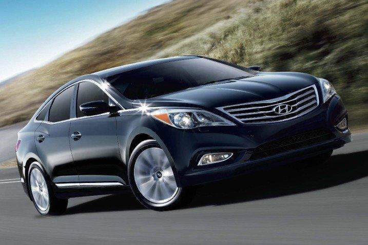 Đánh giá xe Hyundai Azera 2014