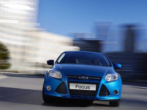 Khả năng vận hành của Ford Focus khá tốt.