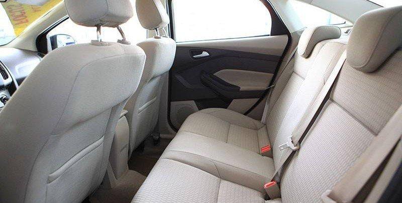 Các ghế ngồi của Ford Focus.