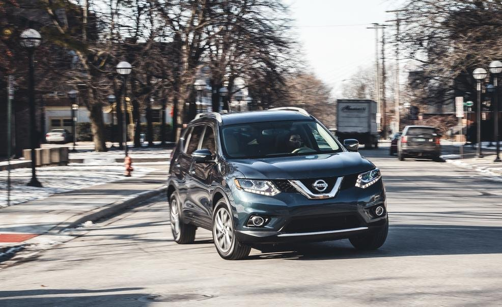 Đánh giá xe Nissan Rogue 2014