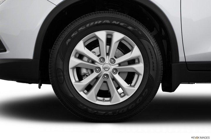 Đánh giá thân xe Nissan Rogue 2014