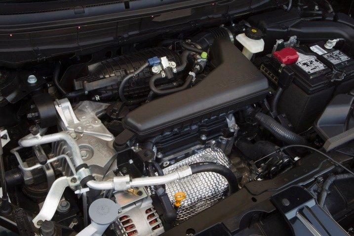Đánh giá vận hành xe Nissan Rogue 2014