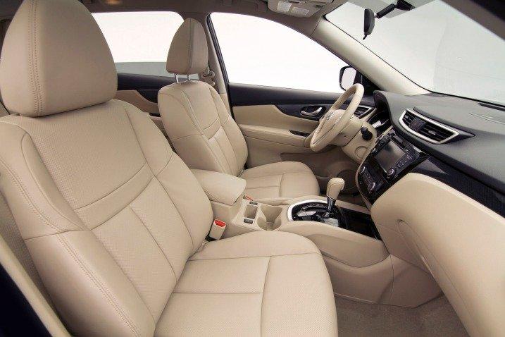 Đánh giá ghế ngồi xe Nissan Rogue 2014
