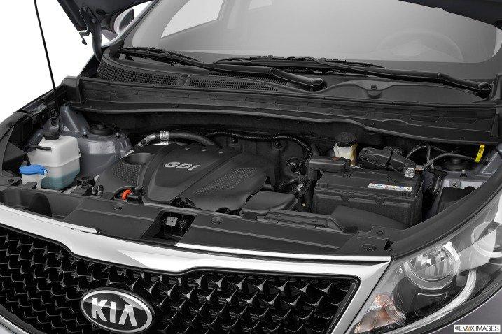 Đánh giá động cơ xe Kia Sportage 2015