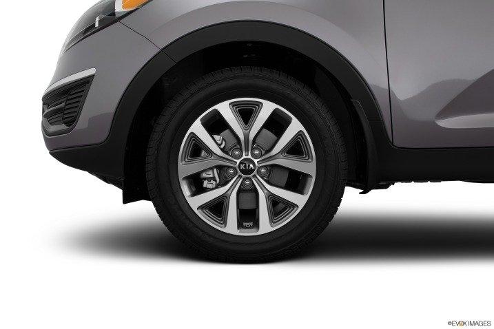 Đánh giá thân xe Kia Sportage 2015