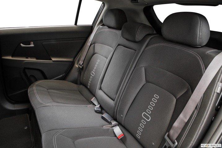 Đánh giá nội thất xe Kia Sportage 2015