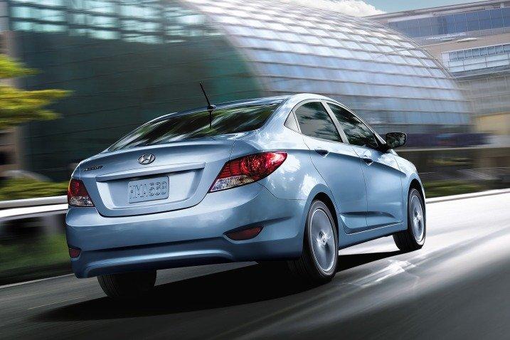 Đánh giá vận hành xe Hyundai Accent 2014