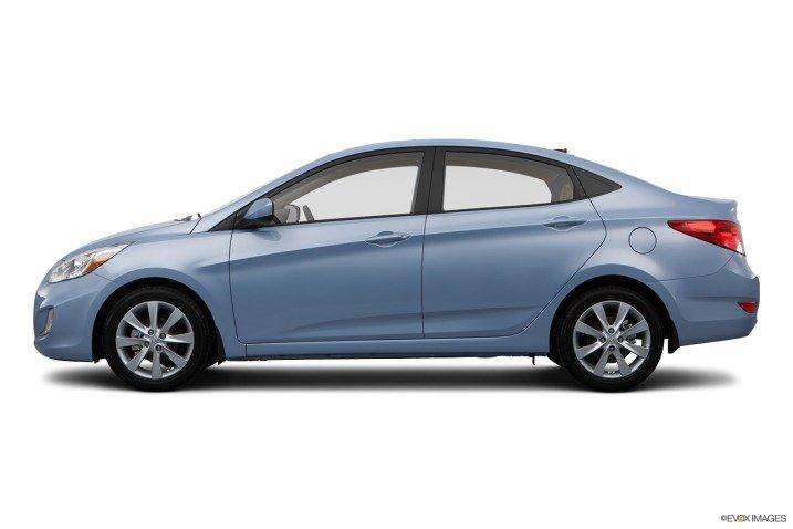 Đánh giá thân xe Hyundai Accent 2014